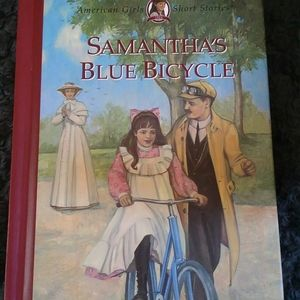 Samantha's Blue Bicycle (AG Short Stories)